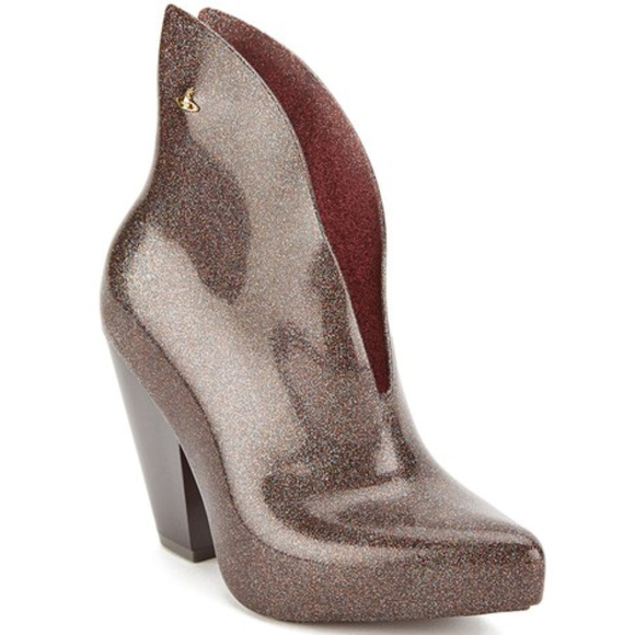 8b94ca826fa5 Vivienne Westwood for Melissa Satyr Pointed Boot